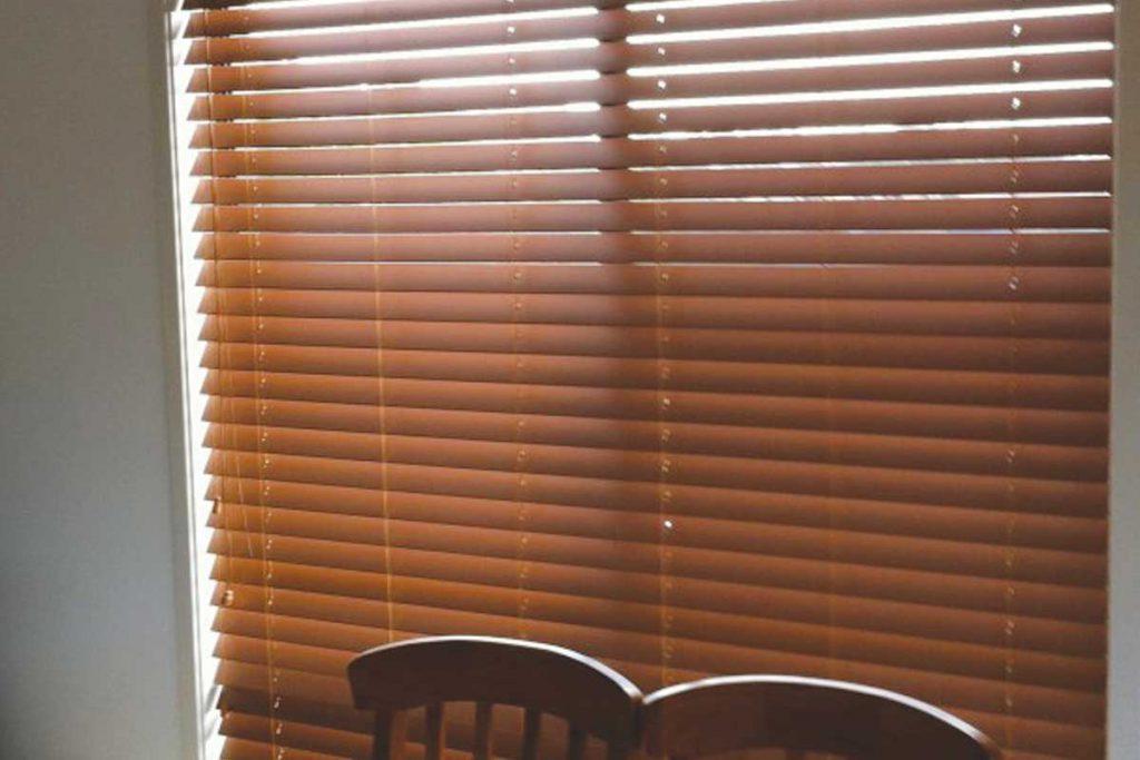Wood Venetian Blinds Sunshine Coast D