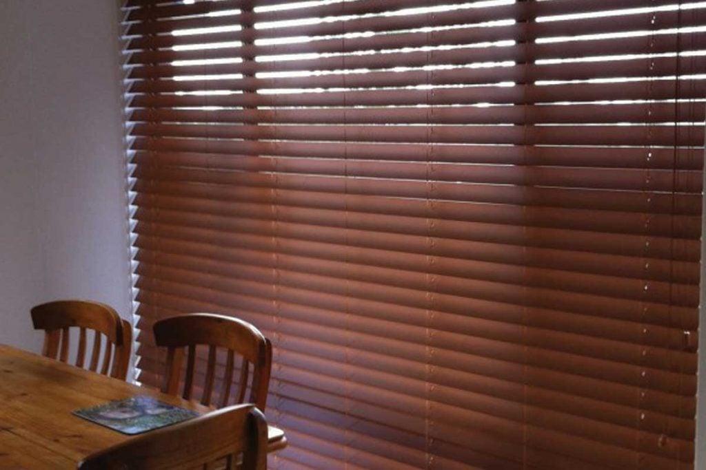 Wood Venetian Blinds Sunshine Coast G